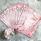 20 Designer Printed Poly Mailers 10X13 Shipping Envelopes Bags Cherry Blossom
