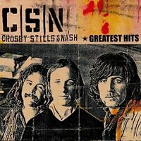 CROSBY STILLS & NASH Greatest Hits CD BRAND NEW The Best Of