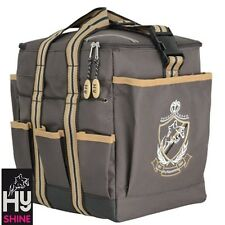 HySHINE Deluxe Grooming Bag – CHOCOLATE – Handy for Competition Days – FREE P&P
