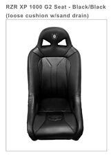 Pro Armor RZR XP 1000/2015+ 900's G2 Seat w/sand drain- Black/Black  # P141780