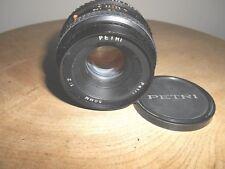 PETRI MC 1:2/50mm Lens(Pentax PK fit)