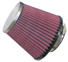 Kn Universal Filtro de aire (RC-9490) ID de brida 64MM, 132MM B OD, 89MM T OD, 116MM H