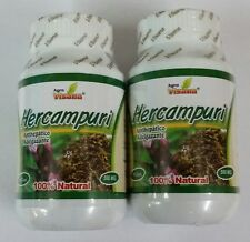 HERCAMPURI  FAT BURNER 500MG 200 CAPSULES NATURAL FROM PERU 100% GARANTED