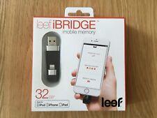 Leef iBridge 32GB Mobile Memory - NEW & SEALED