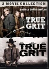 True Grit 2-Movie Collection [New DVD] Gift Set, Restored, Subtitled, Widescre