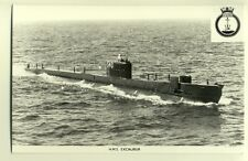 na1422 - Royal Navy Submarine -  HMS Excalibur- photograph