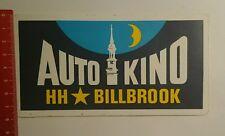 ADESIVI/Sticker: AUTO Cinema HH Billbrook (01101674)
