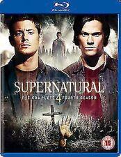 SUPERNATURAL SAISON 4 Blu-ray Blu-ray NEUF (1000101867)