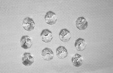 SWAROVSKI cristalli per lampadario 10 pezzi