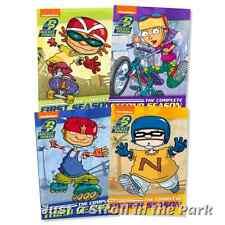 Rocket Power: Complete Nickelodeon TV Series Seasons 1 2 3 4 Box/DVD Set(s) NEW!