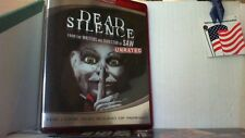 """DEAD SILENCE  HD [NEW-OTHER]"""" FREE 1 DAY  SHIP"""" FOR HD PLAYER/NOT FOR BLU-RAY"""