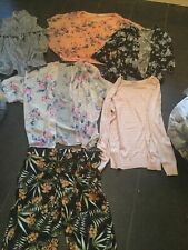Womens Clothes Bundle Size 16 Select George Blouses Tops Bottoms
