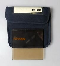 "Tiffen 4x4"" 81EF Light Balancing Filter - 4481EF"