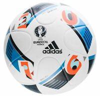 Adidas Team Match Pro Gr.4 AC5414 Fußball Euro 2016 Spielball D- / E-Jugend NEU!