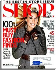 Shop, Etc - 2005, Oct - Model Niki Taylor's Boutique, 100 Must Buy Fashion Finds