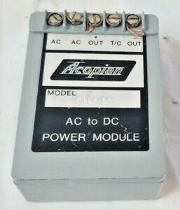 Acopian DB-15-10 AC to DC Power Module