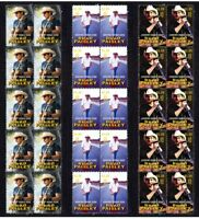 BRAD PAISLEY COUNTRY MUSIC SET OF 3 MINT VIGNETTE STAMP STRIPS 2