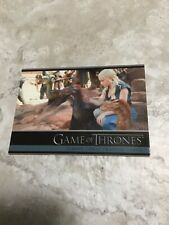 Game Of Thrones Season 3 Promo Card P4 Philly Show