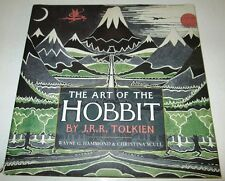 THE ART OF THE HOBBIT BY J.R.R. TOLKIEN BY HAMMOND & SCULL 2012 1ST US EDITION D