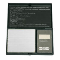 Digital Scale 1000g x 0.1g Grams Silver Gold Coin Pocket Size Jewelry OHA