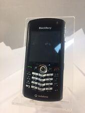 Blackberry Pearl 8100 Black Vodafone Network Mobile Phone