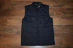 Travis Mathew Men's Cold Heart Vest Size Small (Black) NWT