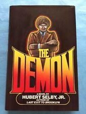 THE DEMON - FIRST EDITION BY HUBERT SELBY, JR.