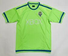 Seattle Sounders FC MLS Soccer Jersey Men's Size Medium Jersey Shirt Xbox