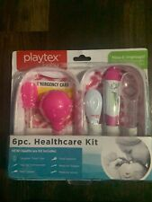 Platex 6 Piece Baby Care Kit With Digital Thermometer Clippers & More New
