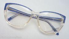 Rodenstock Brille Optikerware Boho Style 70er Vintage XXL ohne Gläser size M