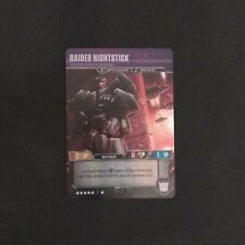 Transformers TCG Character Cards Wave 3 - War for Cybertron SIEGE I