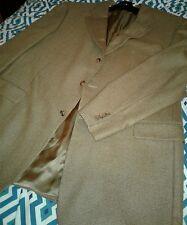 Burberry for Saks Fifth Avenue Cashmere Mens Coat Jacket