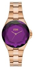 STORM London Damenuhr CRYSTANA Rosé Purple 47254/P