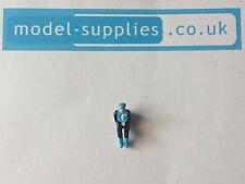 Dinky 104 Captain Scarlet SPV reproduction painted plastic Captain Blue figure