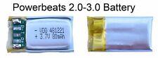 Beats By Dre PowerBeats 2 3.0 3 Wireless Battery Replacement Repair Part 90mAh