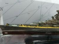 Tirpitz Battleship Corazzata - Scala 1:1250 Die Cast - DeAgostini