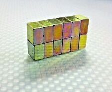 20 Neodymium Cube Magnets. N52 Super Strong Rare Earth 8mm × 8mm × 5mm