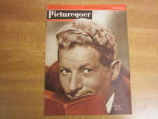 March 1948, PICTUREGOER, Danny Kaye, Spencer Tracy, Cecil Parker, Nova Pilbeam.