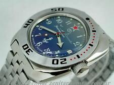VOSTOK AUTO MINISTRY CASE  DIVING AMPHIBIAN WATCH 710289 NEW
