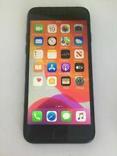 """5#  Apple iPhone 7 da 128 GB -Display 4,7"""" - BLACK MATTE (NERO) -in BUONO stato"""