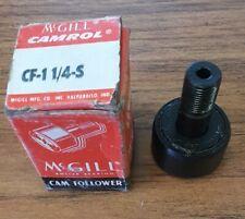 New Mcgill Camrol Cf 1 14 S Cam Follower Original Box 30 Day Return