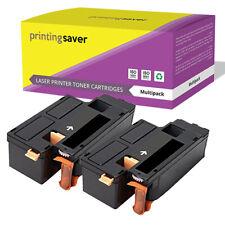 Dell 1250 1250c 1335cn 1350 High Capacity Yield Toner Cartridges Kits