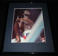 Smokin Joe Frazier Framed 11x14 Photo Display