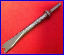 "Ajax Tool 914 Pneumatic Spot Weld Breaker Vee Chisel .401"" Zip Gun 6-1/4"" OAL"