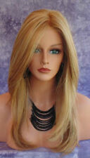 Hot Style Wig New Fashion Elegant Women's Long Mix Blonde Synthetic Full Wigs