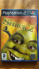 SHREK 2 - Game - SONY PLAYSTATION 2 - PS2 - Boxed complete - FREE UK P&P