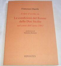 Durelli - COLPO D'OCCHIO SU LE CONDIZIONI DEL REAME DELLE DUE SICILIE
