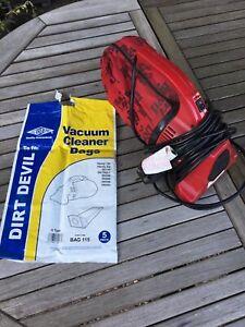 Dirt Devil Handy Zip Hand Held Vacuum Cleaner