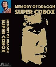 Brucelee Memory Of Dragon Super Cd-Box Soundtrack F/S w/Tracking# New from Japan