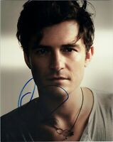 """~~ ORLANDO BLOOM Authentic Hand-Signed """"PIRATES OF THE CARIBBEAN"""" 8x10 Photo ~~"""